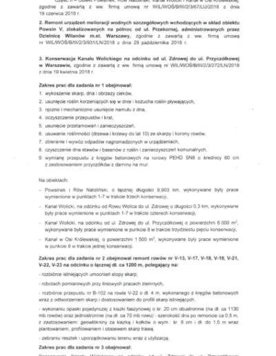 Urząd Dzielnicy Wilanów /2019/